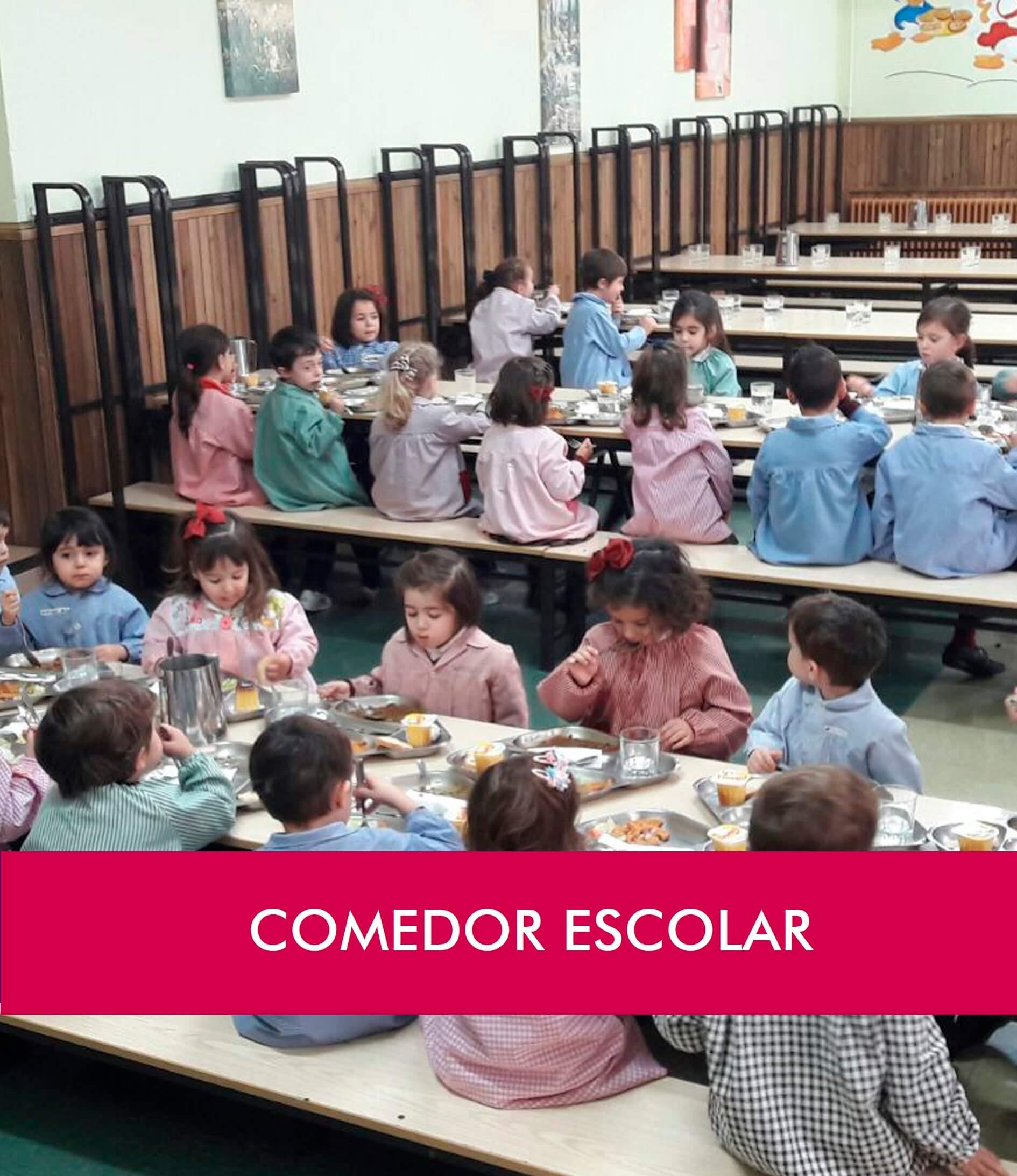 Colegio diocesano san ignacio - Comedor escolar en ingles ...